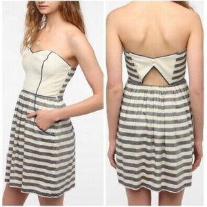 Urban Outfitters Striped Summery Dress